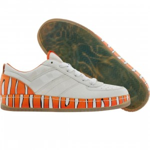 Pony Classic BB Low Waterlife (white / tangerine)