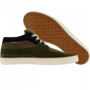 Pointer Mathieson (olive / navy)