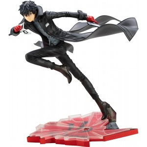 PREORDER - Kotobukiya ARTFX J Persona 5 Hero Phantom Thief Ver. Statue Re-run (black)