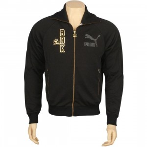 Puma Big Daddy K Track Jacket (black)