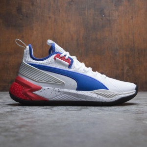 Puma Men Uproar Hybrid PA (white / red)