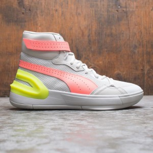 Puma Men Sky Modern OSG (gray / fizzy yellow)