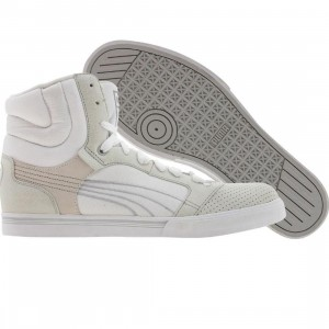 Puma Post Up High (white / grey violet)