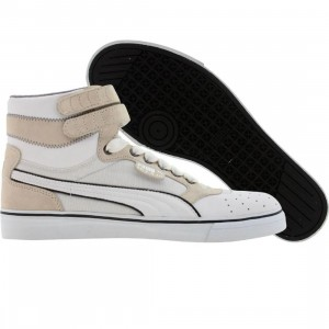 Puma Sky High Vulc RLS (white / light grey / pewter)