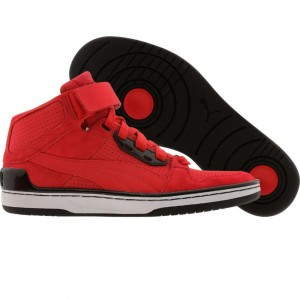 Puma Royal EVO Perf High (ribbon red / black)
