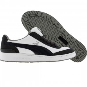 Puma Arrow FS II (white / shadow / navy / gray / silver)