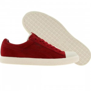 Puma Clyde x UNDFTD Coverblock (rio red / whisper white)