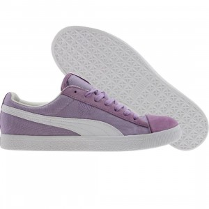 Puma Clyde x UNDFTD - Ballistic CB (orchid bloom purple / white)