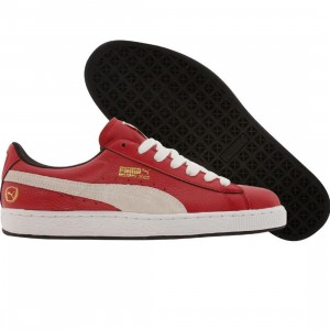 Puma Basket Classic Games Beijing (ribbon red / white / black)