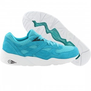 Puma Men R698 Mesh Evolution (teal / bluebird)