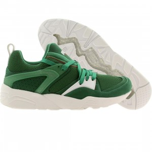 Puma Men Trinomic Blaze Of Glory x Green - Green Box Pack (green / amazon / white)