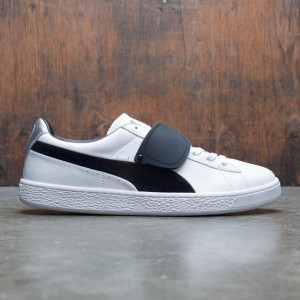 Puma x Karl Lagerfield Men Suede Classic (white / black)