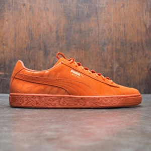 Puma x Atelier New Regime Men Suede ( red / scarlet ibis)