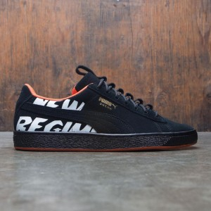 Puma x Atelier New Regime Men Suede (black / black)