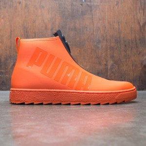 Puma x Atelier New Regime Men Basket Boot (orange)