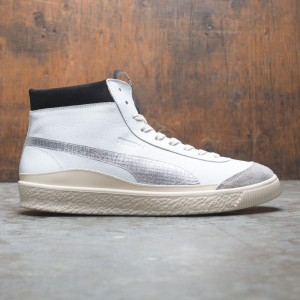 Puma x Rhude Men Basket 68 OG Mid (white)