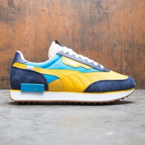 Puma Men Future Rider OG Pack (blue / peacoat / spectra yellow)
