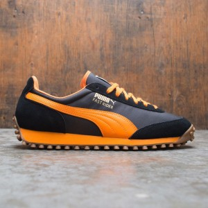 Puma Men Fast Rider OG Pack (black / vibrant orange)