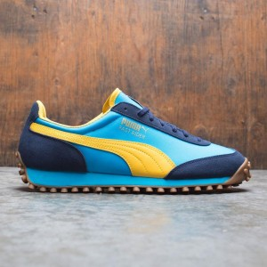 Puma Men Fast Rider OG Pack (blue / hawaiian ocean / spectra yellow)