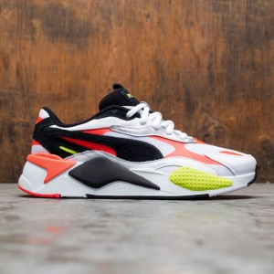 Puma Men RS-X3 Lava Blast (white / black / lava blast)