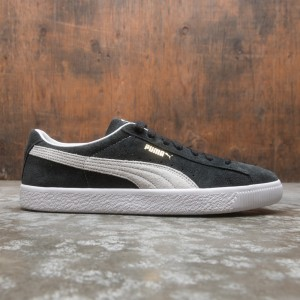 Puma Men Suede VTG Vintage (black / white)