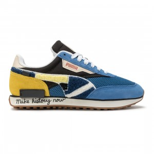 Puma x Black Fives Men Future Rider (blue / star sapphire / maize)