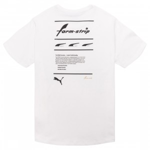 Puma Men Rudolf Dassler Graphic Tee (white)