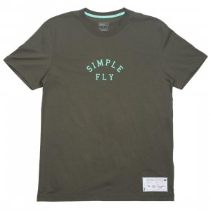 Puma x Emory Jones Men Simple Fly Tee (green)
