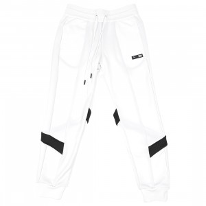 Puma x The Marathon Continues Men Track Pants (white / black)