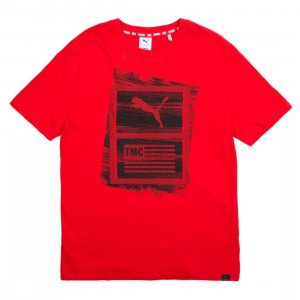 Puma x TMC Marathon Men Hussle Tee (red)