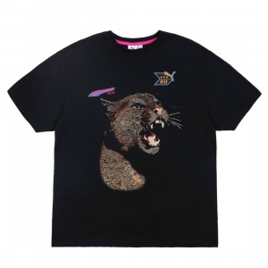 Puma x Rhude Men Graphic Tee (black)