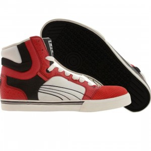 Puma Post Up High (ribbon red / black / white)