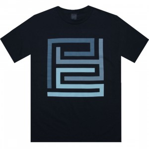 PYS.com Block Logo Tee (navy) - PYS.com Exclusive