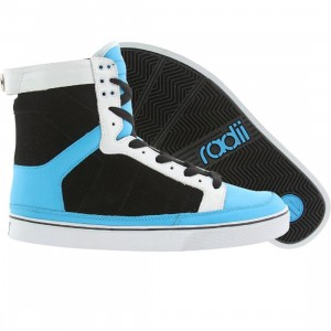 Radii Thriller (black / aqua blue / white)