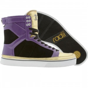 Radii Thriller (black / purple / gold)