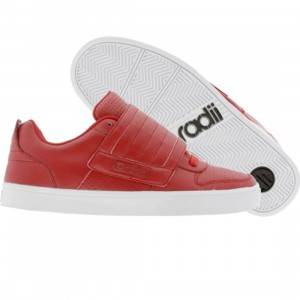 Radii Ecto 1 (red leather)