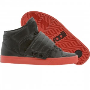 Radii Timeless Deluxe (black / red perf)