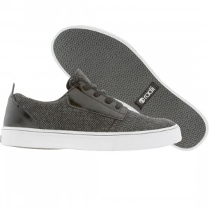 Radii Hampton Low (black herringbone)