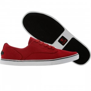 Radii Noble Low (red canvas)