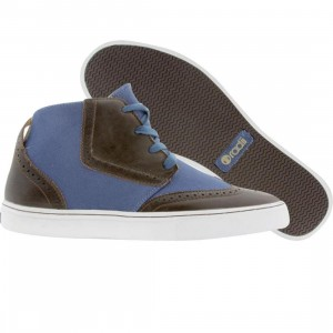 Radii Hampton WT (navy / chocolate)