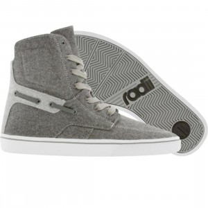 Radii Gilligan High (charcoal wool)