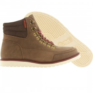 Radii Matterhorn (brown / oiled nubuck / burgundy)