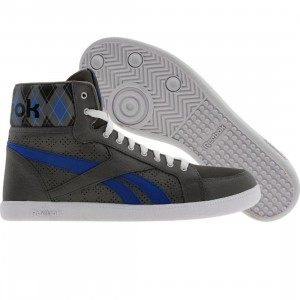 Reebok Berlin (medium grey / a blue / black / white)