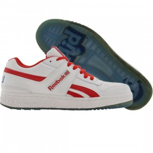 Reebok Big Kids Kool - Aid Pro Legacy (white / cherry)