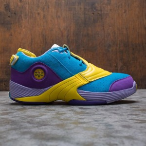 Reebok x BBC Men Answer V MU (blue / yellow / purple)