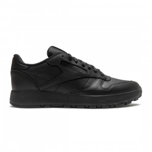 Reebok x Maison Margiela Men Project 0 Classic Leather Tabi (white / black)