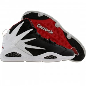 Reebok Blast (black / white / excellent red / s grey)