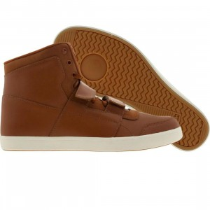 Reebok Dibello Mid (brown malt / olympic creme)