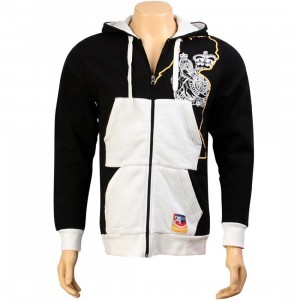 Reebok x Rolland Berry London Queen Zip Up Hoody (black)