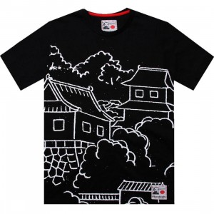 Reebok x Rolland Berry Toyko Yen Graphic Tee (black)